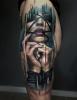 NADELWERK WELS (AUSTRIA) New Art by guest artist CHARLES HUURMAN