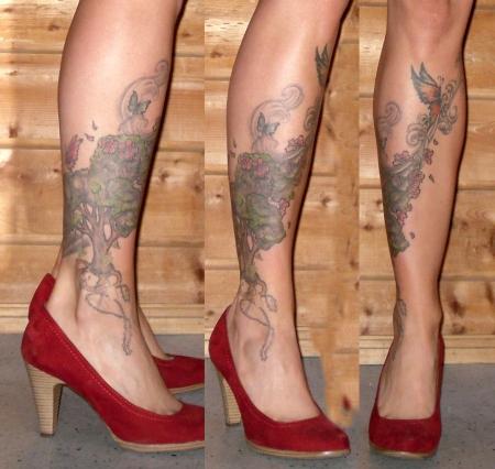new tattoo lebensbaum tattoos von tattoo. Black Bedroom Furniture Sets. Home Design Ideas