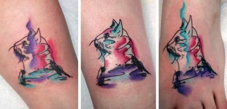 Picasso - Die Katze