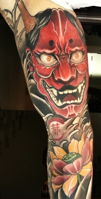 beste japanische und chinesische tattoos tattoo. Black Bedroom Furniture Sets. Home Design Ideas