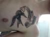 Neues Tattoo Mit Jahrgang der Eltern