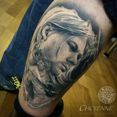 Kurt Cobain (abgeheilt)