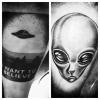 Alien und UFO