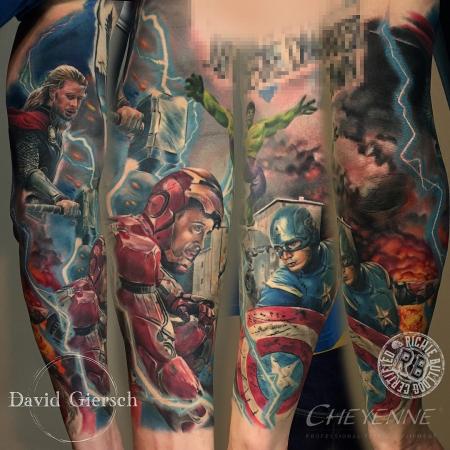 ...Avengers...