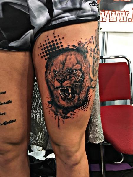 Lion (Löwenkopf) Löwe