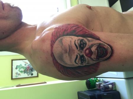 """The Clown """"it"""""""