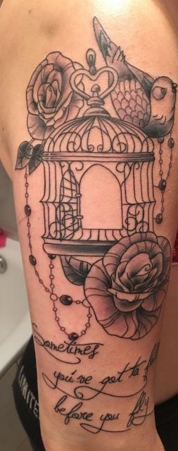 Ein Tattoo für meinen Freund