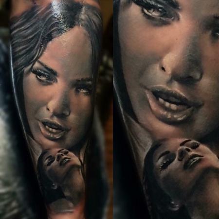 Portrait Megan Fox