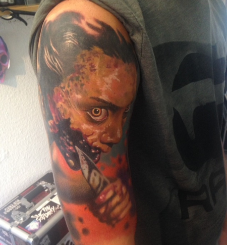 Evil Dead Oberarm 3/5 sleeve