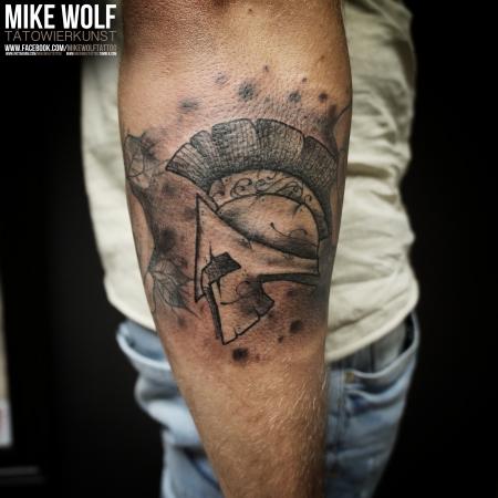 Tattoo unterm fuß