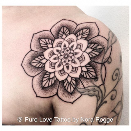 Mandala by PURE LOVE TATTOO Nora Rogge