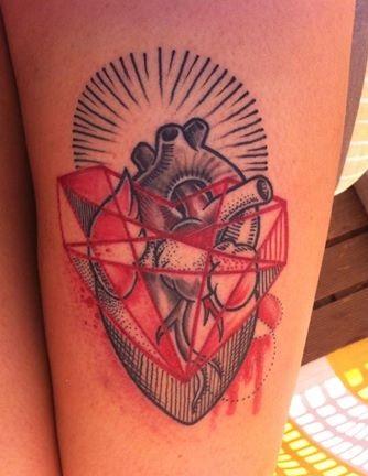 suchergebnisse f r 39 herz 39 tattoos tattoo. Black Bedroom Furniture Sets. Home Design Ideas