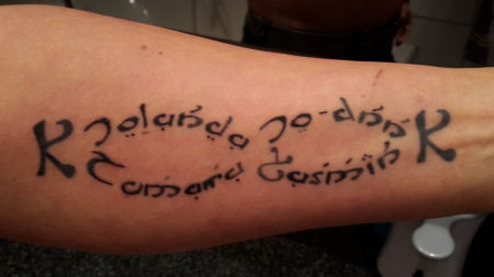 Tattoos unterarm kindernamen