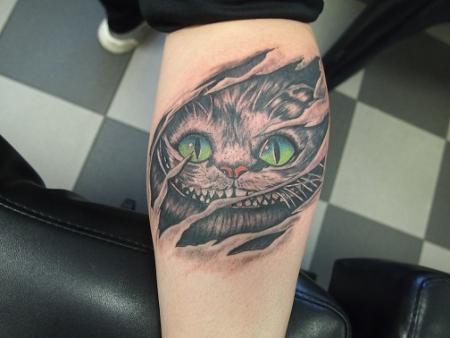 Grinse Katze
