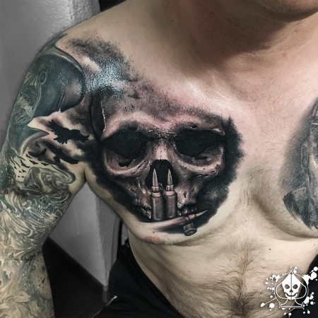 Skull / Totenkopf