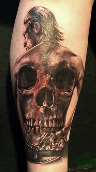Hausspion sons of anarchy charlie hunnam tattoos von for Sons of anarchy tattoos