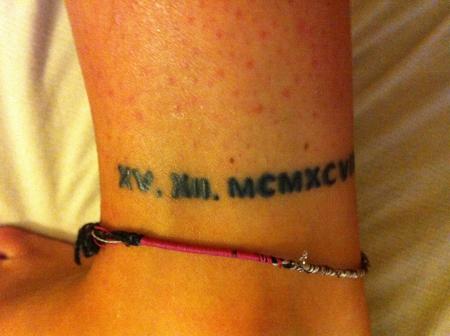 Hilfe, mein tattoo ist sehr unscharf und verschwommen