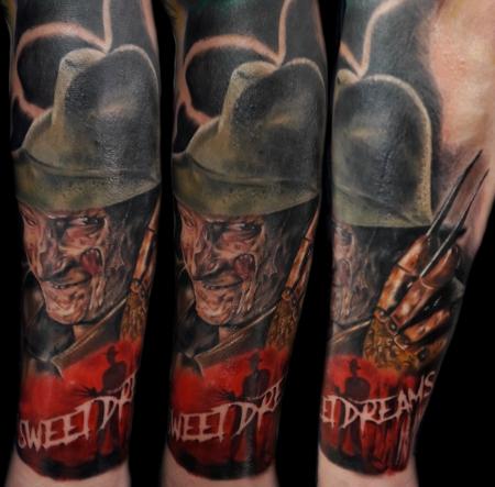 Freddy Krueger Portrait