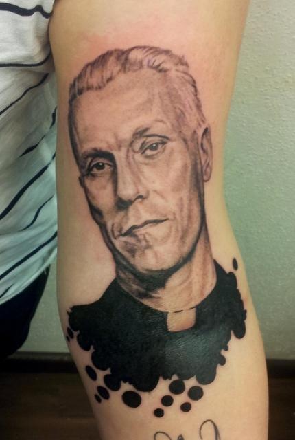 Farin Urlaub, Assassin Ink, Tattoo Dresden