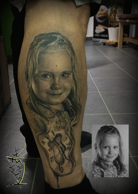 Healed Daughter