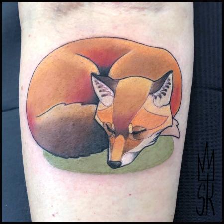 Weißt du was? Der Fuchs ist kein Has!