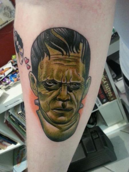 Frankenstein's Monster alias Herman Munster