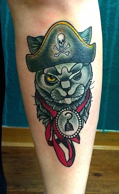 + Pirat-Cat +