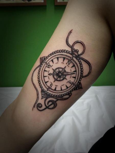 tattoos zum stichwort kompass tattoo lass deine tattoos bewerten. Black Bedroom Furniture Sets. Home Design Ideas