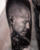 Chester Bennington memorial tattoo