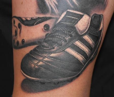 Fussball Tattoos Und Fussballbilder