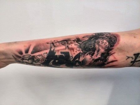 christin585 erweiterung meines cover ups tattoos von tattoo. Black Bedroom Furniture Sets. Home Design Ideas