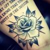 Black'n'grey Rose