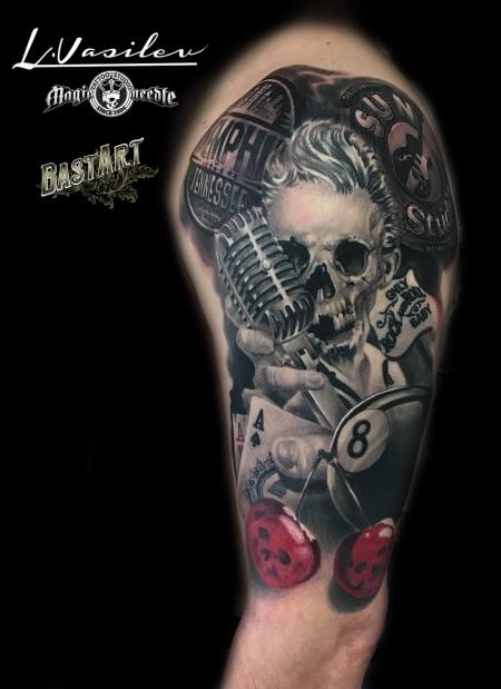 Suchergebnisse f r 39 rockabilly 39 tattoos tattoo bewertung - Rockabilly fotoshooting hamburg ...