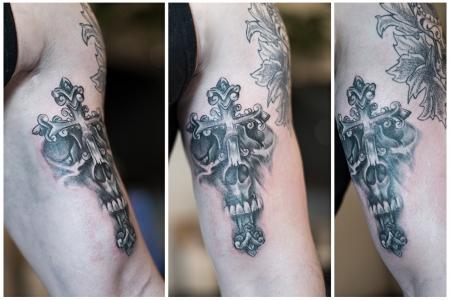 suchergebnisse f r 39 schulter 39 tattoos tattoo bewertung. Black Bedroom Furniture Sets. Home Design Ideas
