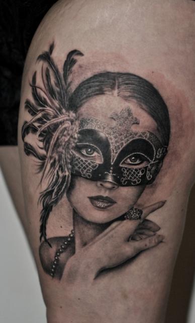 suchergebnisse f r 39 maske 39 tattoos tattoo lass deine tattoos bewerten. Black Bedroom Furniture Sets. Home Design Ideas