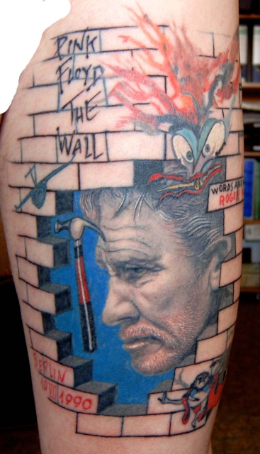 Portrait Roger Waters