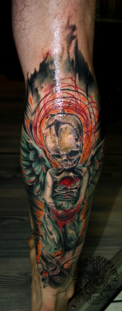 Life /Dead by Marco (Inkers Paradise Tattoo)