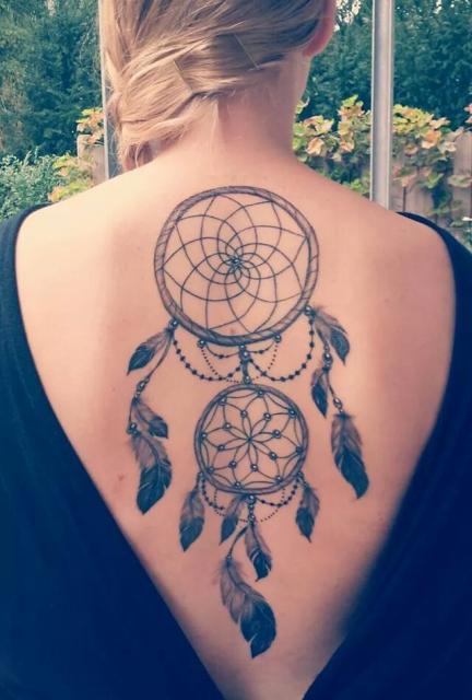 Traumfà Nger Tattoo: Tattoos Zum Stichwort Maria
