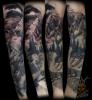 Tattoo Maus Mischpult