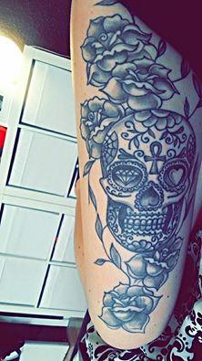 Mexikanischer Totenkopf ( Mexican Skull )