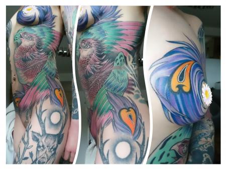 Ho-oh/Phoenix /Feuervogel