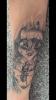 Tattoo Girl Käfer aktuell :)
