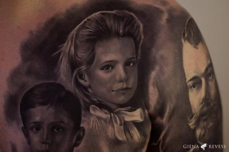Portrait - Guest Artist Olga Sergeeva