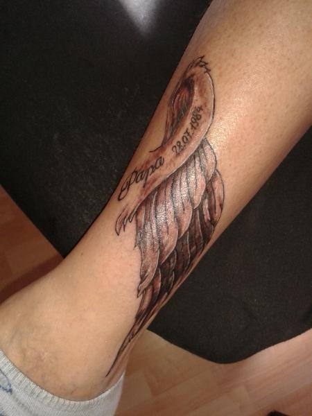 Tattoo für meinen Papa
