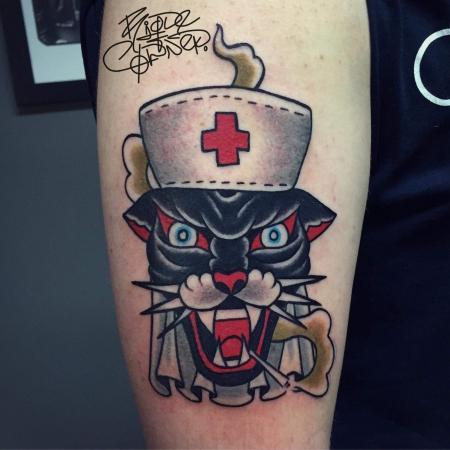 Panther nurse