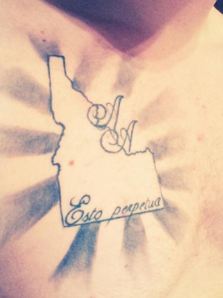 Idaho : für 1 Jahr mein zuhause