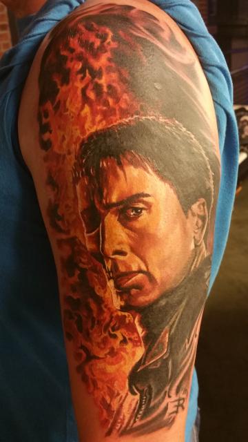 """Nicolas Cage """"Ghostrider"""""""