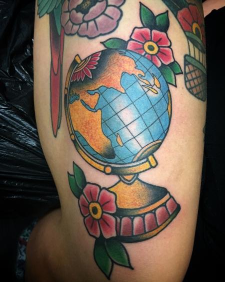 Reiselust Globus