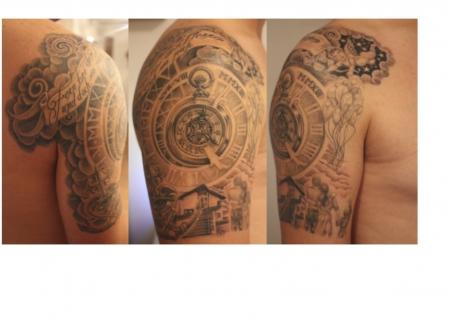 Tattoo Sternenkind