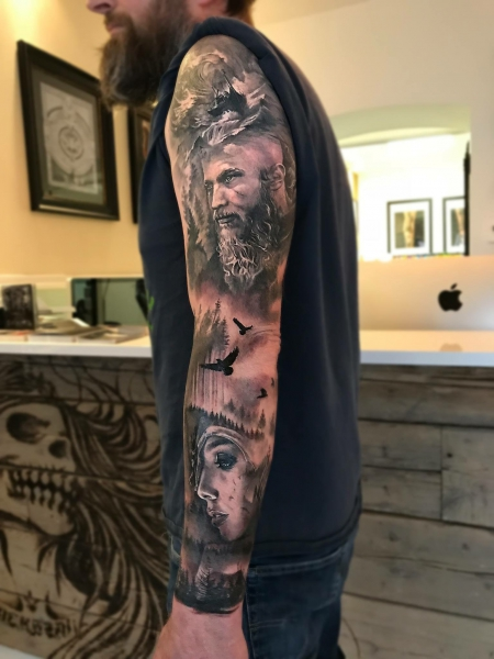 Vikings Tattoo